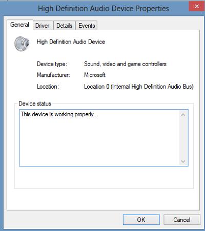 No Sound on Windows 10 computer